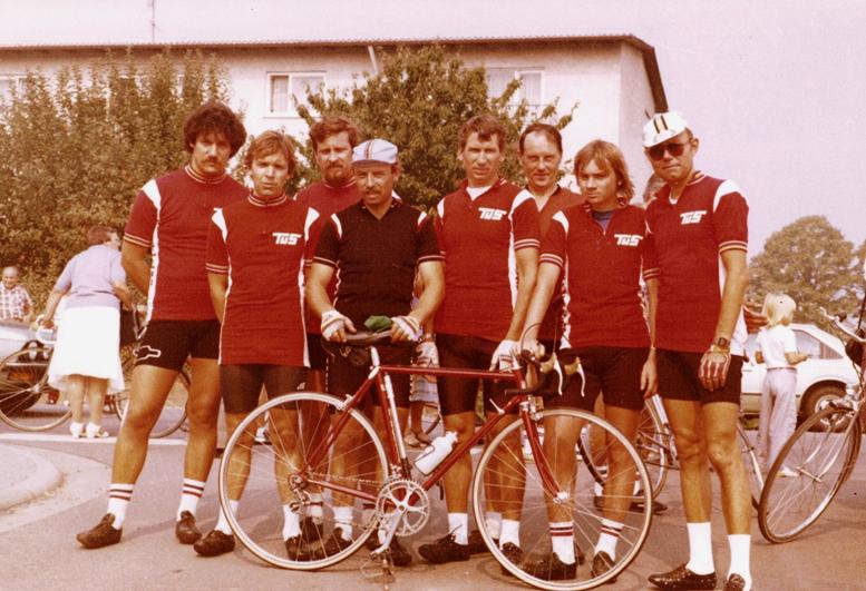 1982 Erste Vereinmeisterschaft