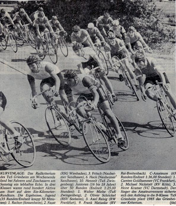 1984 Rundstreckenrennen