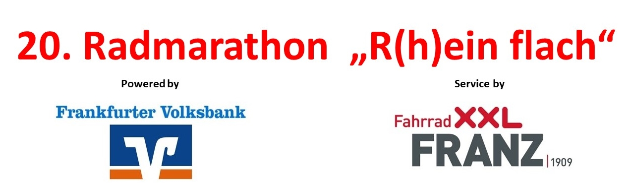 20. Radmarathon Sponsoren